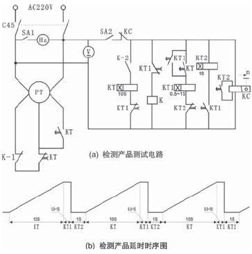 时间继电器测试(06-100)