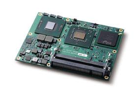 凌华科技发布高性能COM Express™嵌入式模块计算机