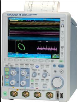 横河电机推出新型混合信号示波器DLM2000