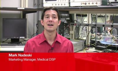 C6474多核处理器在医疗应用领域