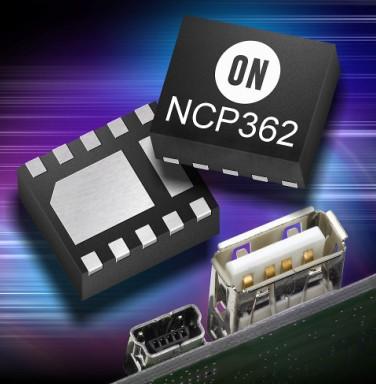 安森美推出新款USB 2.0过压保护器件