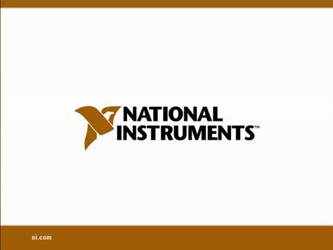 面向NI PAC的确定性分布式I/O