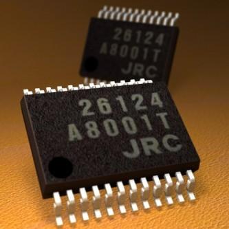 新日本无线推出TV・音频设备用数字信号音频处理器