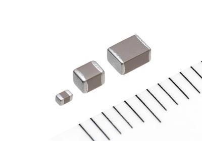 TDK研发并即将量产中压用小型高容量陶瓷积层贴片电容器