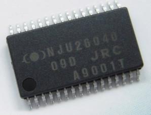 新日本无线推出用于立体音响空间的DSPNJU26040-09D