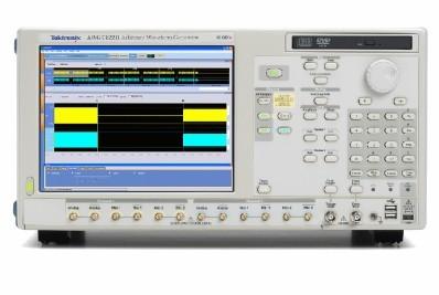 泰克推出XGbT自动测试软件和测试夹具