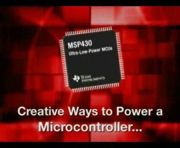 仅用一颗葡萄供电的微处理器