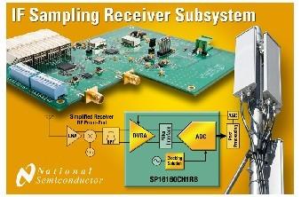 NS推出无线基站中频采样接收器子系统