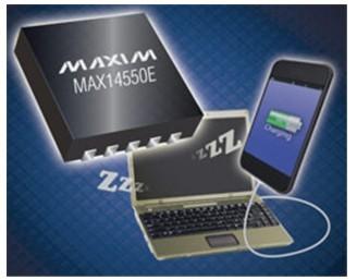 Maxim推出高速USB模拟开关
