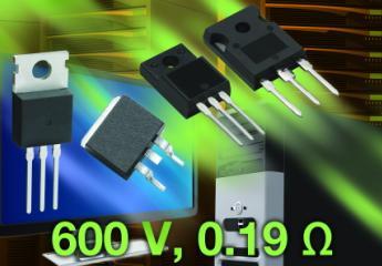 Vishay推出4款MOSFET