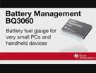 BQ3060:符合 SBS 1.1 的电量监测计和保护器