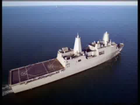 新型兩棲船塢運輸艦技術特點概述