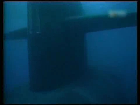 """海底殺手—美國""""海狼""""級攻擊型核潛艇"""