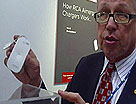 CES 2010:WiFi充电器 利用无线信号为手机充电