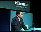CES 2010:海信周厚健在CES高峰论坛发表主题演讲