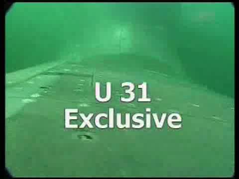 潜艇史上的新里程碑--德国U31号常规动力潜艇