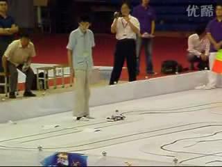 第三届飞思卡尔智能车——白骑士(预赛)