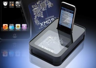 XMOS推出一套适合iPhone和iPod底座的参考设计
