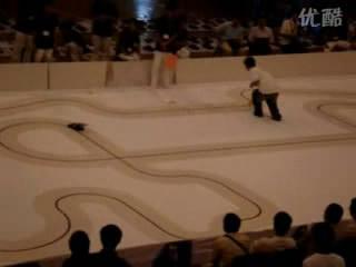 第三届飞思卡尔智能车大赛华南赛区决赛中南大学