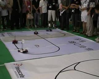 【CyberSmart】2009年第四届智能车竞赛创意组预赛