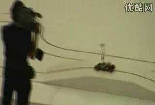 第二屆飛思卡爾智能車比賽全國第1名視頻
