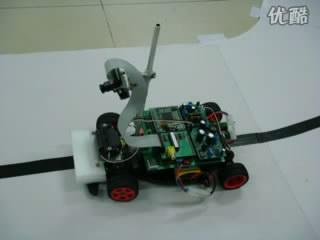 天津大学第三届飞思卡尔杯智能车竞赛纪念视频
