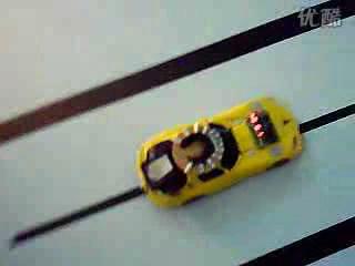 智能循迹车-2003全国电子设计大赛一等奖