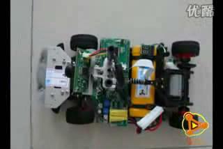 2007智能车决赛展示视频清华大学第一代表队三角洲队