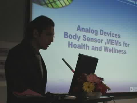 用于医疗保健领域的ADI公司身体传感器和MEMS器件(上)