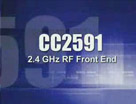 CC2591 社區視頻