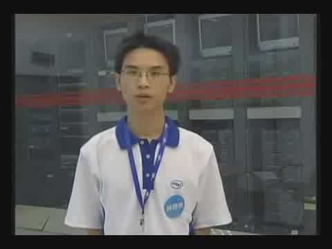 """2009 """"英特爾杯""""全國計算機多核程序設計大賽1"""