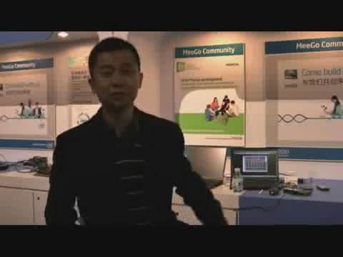 IDF 2010 MeeGo展区QT介绍