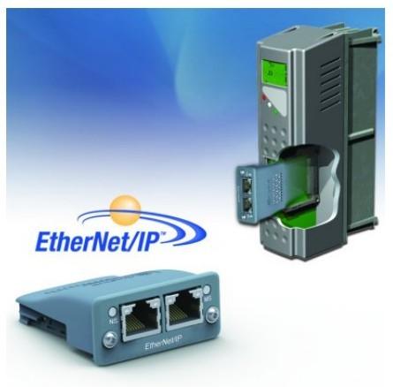 两端口EtherNet/IP 插入模块