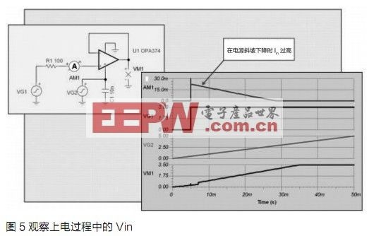 克服放大器电气过应力问题(下)