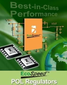 升特推出SC173 和 SC174 降压稳压器