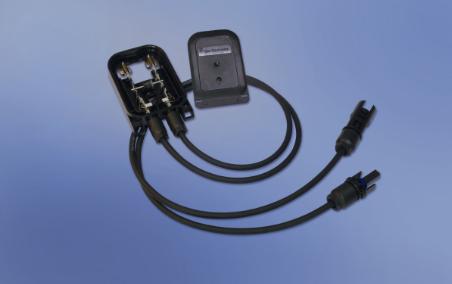 泰科电子面向太阳能光电行业推出全球最小型之一的TUV认证接线盒
