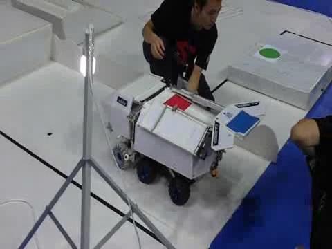 2010飞思卡尔智能车大赛——创意组