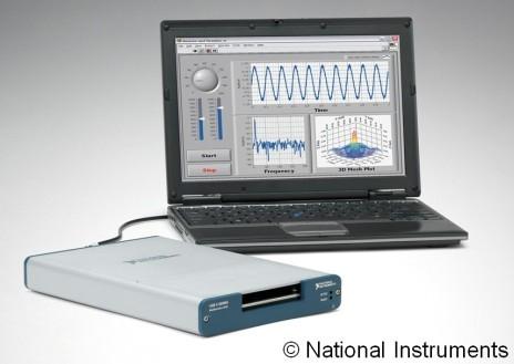 NI发布面向USB的X系列多功能DAQ