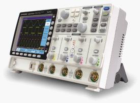 固纬电子发布全新GDS-3000系列数字示波器