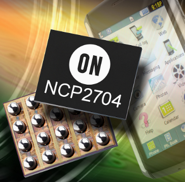 安森美半导体推出用于配合便携及消费电子应用的产品