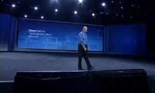 微软CEO发表CES开幕演讲