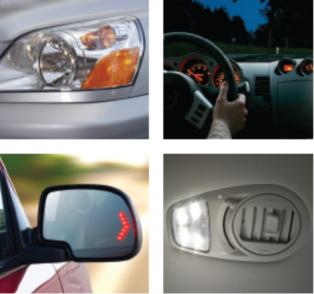 现代汽车照明及安森美半导体先进汽车照明