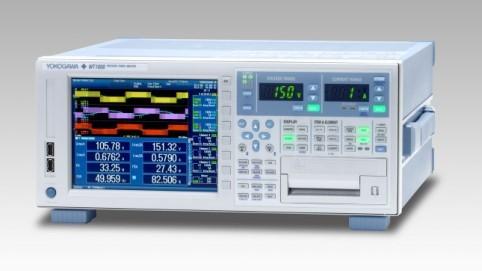 横河电机发布高精度功率分析仪WT1800