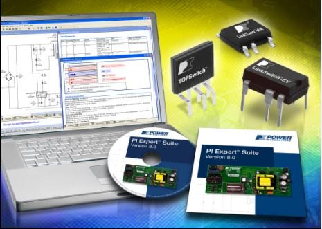 Power Integrations发布PI ExpertSuite电源设计软件
