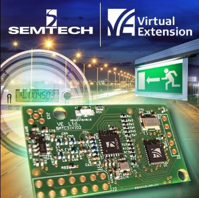 升特公司与Virtual Extension的超远传输距离芯片组扩展了无线网格网络平台