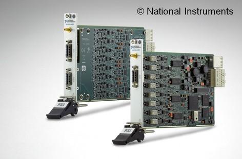 NI推出基于PXI Express的高通道数动态信号采集模块
