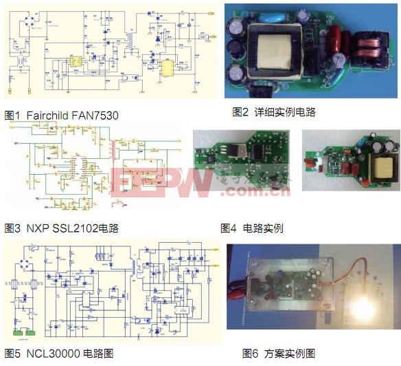 世平集团LED驱动方案与多款CREE LED照明方案