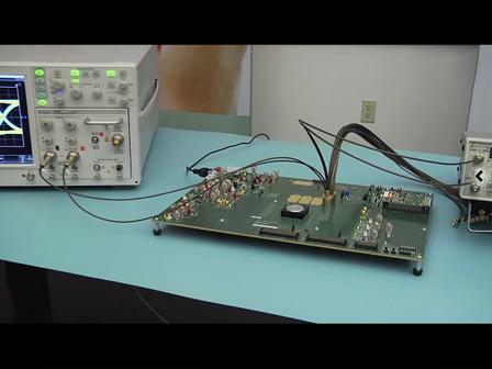 全球第一款28nm产品— Kintex-7 FPGA的 10Gbps 眼图演示