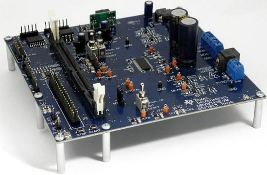 TI最新评估平台加速三相无刷电机启动