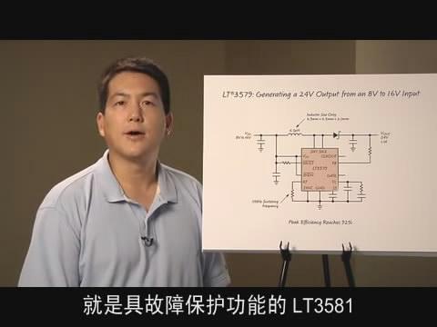 具故障保护功能的高功率、升压 / SEPIC / 负输出 DC/DC 输出转换器